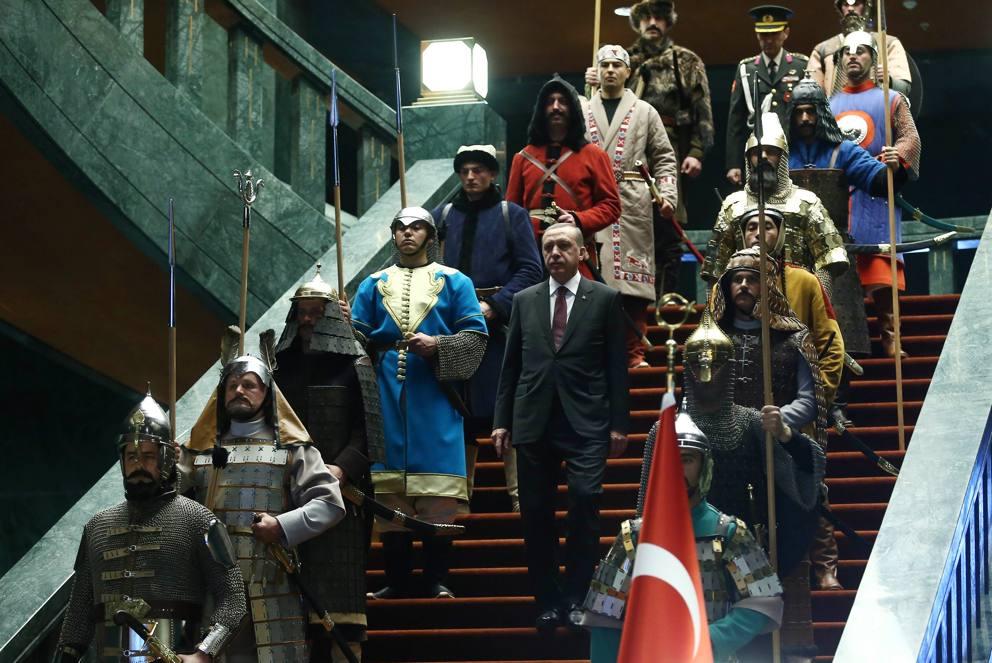 erdogan scalinata