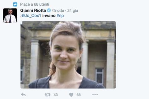 Riotta cox
